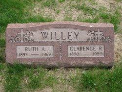 Ruth Adella <I>Cobbett</I> Willey