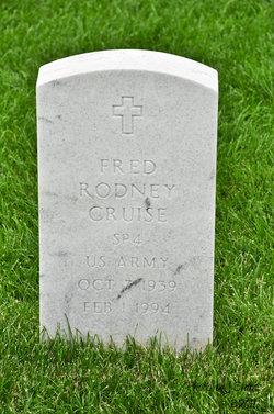 Fred Rodney Cruise