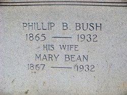 """Mary Elizabeth """"Polly"""" <I>Bean</I> Bush"""