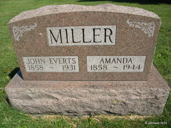 Amanda Asenyth <I>Miller</I> Miller