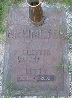 Chester Arthur Kreimeyer