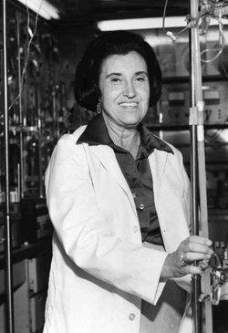 Dr Rosalyn <I>Sussman</I> Yalow