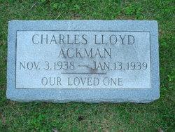 Charles Lloyd Ackman