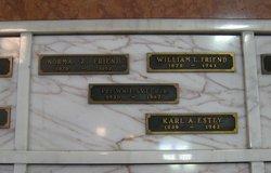 William Lambert Friend