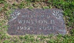 William Darracott Winston, II