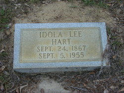 Idola <I>Lee</I> Hart