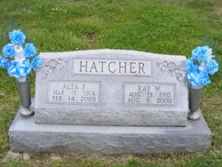 Ray W Hatcher