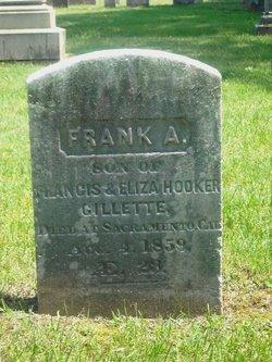 Frank Ashbel Gillette