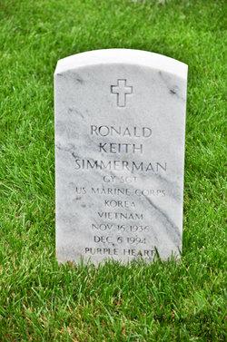 Ronald Keith Simmerman