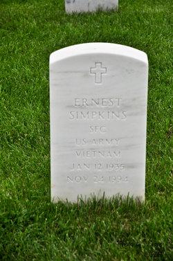 Ernest Simpkins