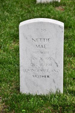 Nettie Mae <I>Simpson</I> Skidmore