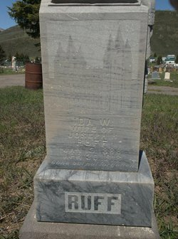 Ida Watkinson <I>Bowley</I> Ruff