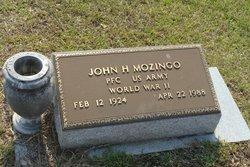 John H. Mozingo