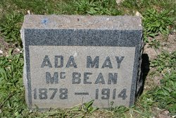 Ada May McBean