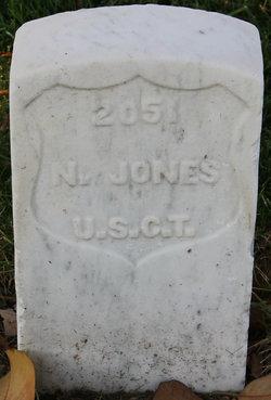 Pvt N Jones