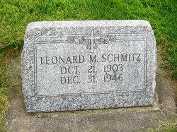 Leonard Matthew Schmitz