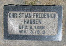 Christian Frederick Hansen