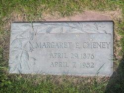 """Margaret """"Maggie"""" <I>King</I> Cheney"""