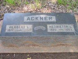 Herbert L Ackner