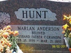 Marlan A Hunt
