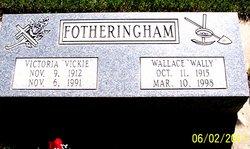 "Mary Victoria Liona ""Vickie"" <I>Magnan</I> Fotheringham"