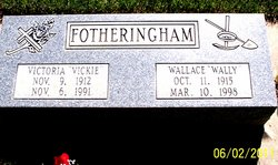 """Wallace D. """"Wally"""" Fotheringham"""