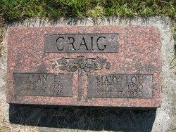 Alan Lee Craig