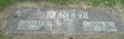 Albert E Arnett
