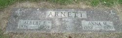 Anna M. <I>Roszhart</I> Arnett