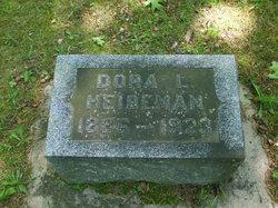 Dora Luella <I>Alexander</I> Heideman