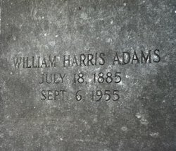 William Harris Adams