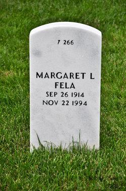 Margaret L Fela