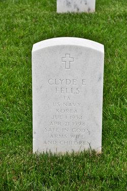 Clyde E Fells