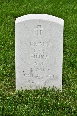 Jimmie Lee Finks