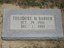 "Theodore M. ""Pete"" Barber"