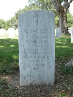 Charles Russell Madden