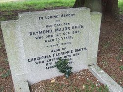 Raymond Major Smith