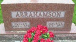 Maurice Frank Abrahamson