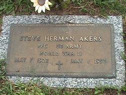 Steve Herman Akers