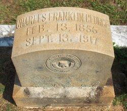 Dr Charles Franklin George