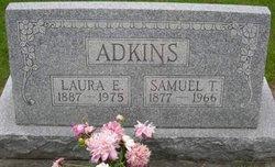 Laura E. <I>Pennington</I> Adkins