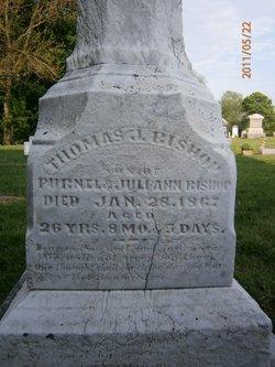 Thomas J Bishop