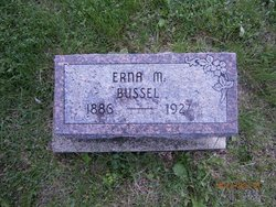 Erna May <I>Branneman</I> Bussel