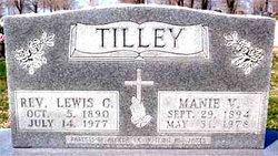 Rev Lewis Caddie Tilley