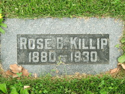Rose Belle <I>Darling</I> Killip