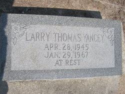 Larry Thomas Yancey