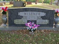 Winnie <I>King</I> Wisener
