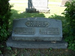 Gertrude B. <I>Murphy</I> Herr