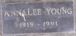 AnnaLee <I>Ramsey</I> Young