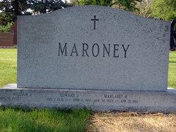 Margaret Mary <I>Freiman</I> Maroney